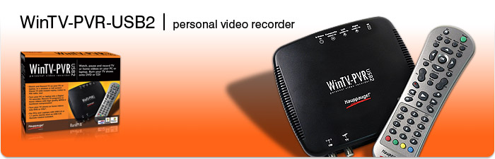 WinTV-PVR-USB2