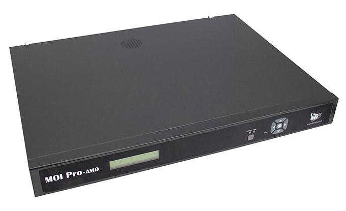 TBS MOI Pro AMD Professional IPTV Streaming Server - LinuxTVWiki