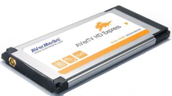 AverMedia A918R Express DVB-T Drivers