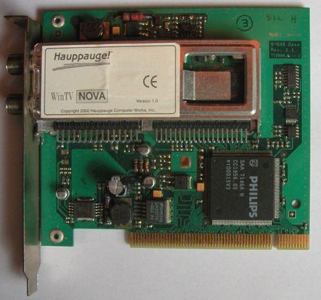 HAUPPAUGE WINTV PCI DRIVERS WINDOWS 7