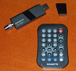 GIGABYTE U7200 DVB-T DRIVER WINDOWS XP