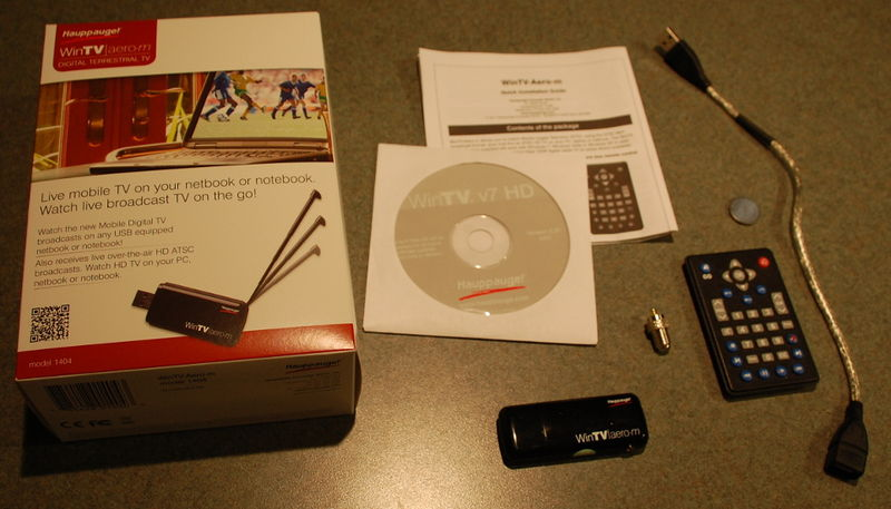 File:Hauppauge WinTV-Aero-m box and contents.jpg